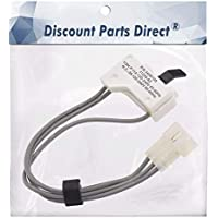 Ultra Durable 3406105 Dryer Door Switch Replacement Part for Whirlpool & Kenmore dryers - Replaces 3406104 WP3406105