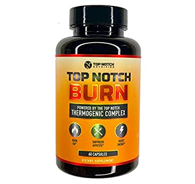 Natural Thermogenic Fat Burning Weight Loss Pills Supplement, Energy Boost & Appetite Suppressant   Boost Metabolism, Burn More Calories, Reduce Cortisol Levels & Promote Lasting Results - 60 Capsules