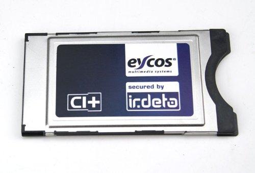 Eycos Irdeto CI+ Modul für den Betrieb der neuen ORF ICE Karte in Receiver und LED LCD TVs