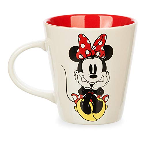 Disney Classic Minnie Mouse Bow-Tiful Day Coffee Mug ()