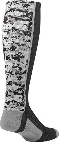 TCK Sports Elite Digital Camo Over The Calf Performance Socks from TCK
