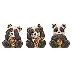 Thun tris panda non vedo non sento non parlo for Saldi thun amazon