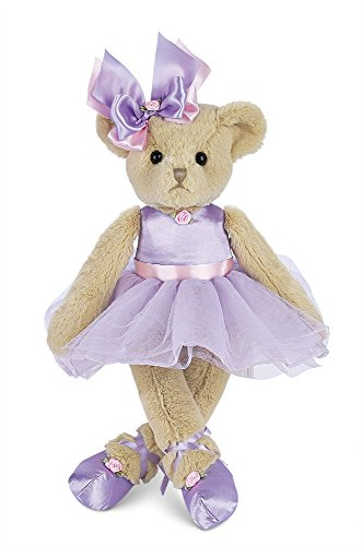 Bearington Tootsie Tutu Collectible Ballerina Teddy Bear 15