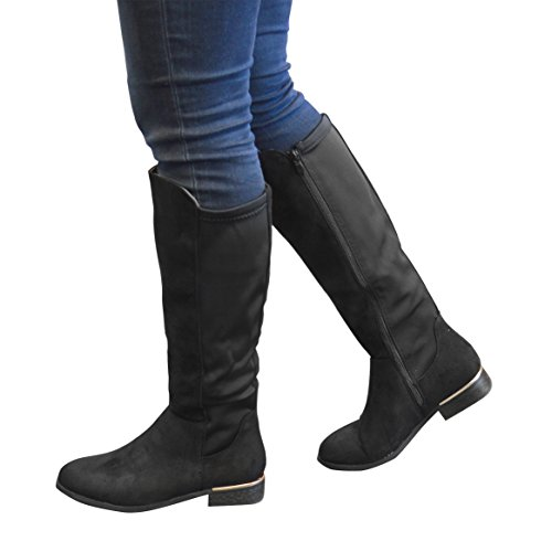 Ciara - Botas para mujer negro