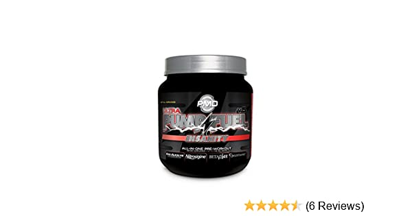 Amazoncom Pmd Sports Pump Fuel Insanity Pre Workout Drink For