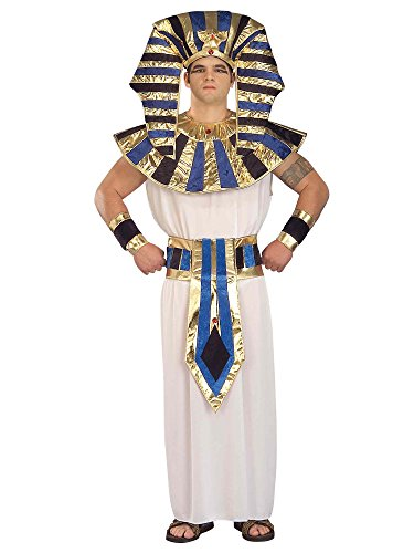 Forum Super Tut Deluxe Costume, White, Standard ()