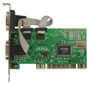 Amazon.com: Tarjeta, I/O, PCI, 32B, Puerto de 2-serial ...