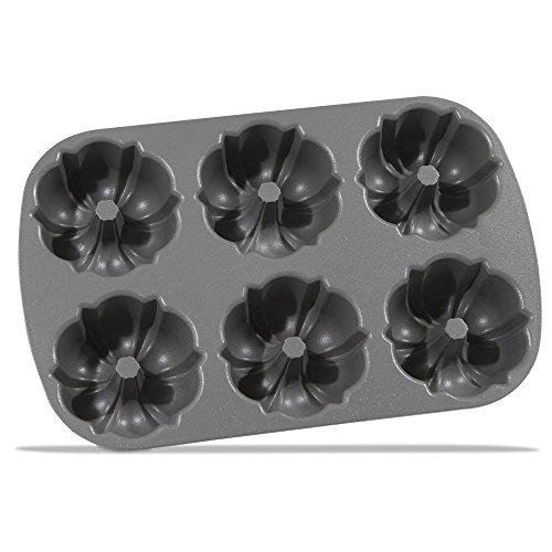 Nordic Ware Mini Bundt Pan - 6 Forms