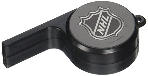 g NHL Party NHL Ice Time! Hockey Whistle Favours Favours, Plastic, 3