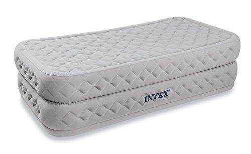 Air Bed Airbed Inflatable Twin Mattress Intex Supreme Air-flow