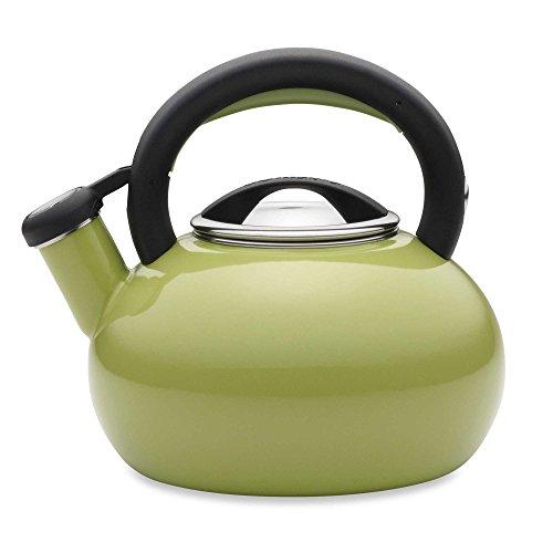 Circulon Sunrise 2-Quart Tea Kettle in Green