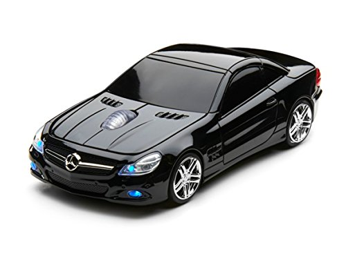 Road Mice RM-11MBS5KXA Mercedes Benz SL 550 Wireless Mouse