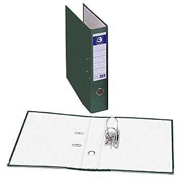 Archivador PRAXTON Verde, Folio Ancho 70 mm.: Amazon.es: Oficina y papelería