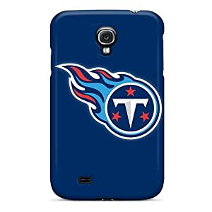 Tpu Case Cover Compatible For Galaxy S4/ Hot Case/ Tennessee Titans 2
