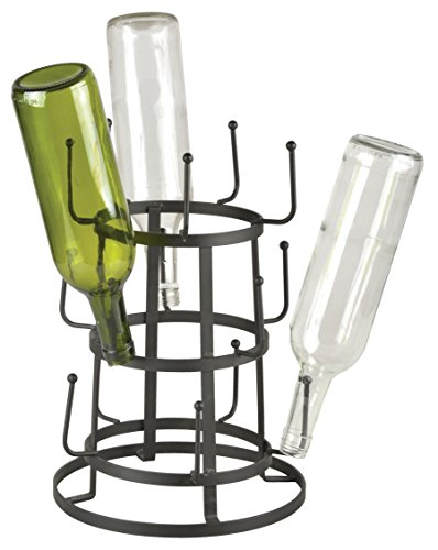 Esschert Design C2074 Bottle Dryer, Metal