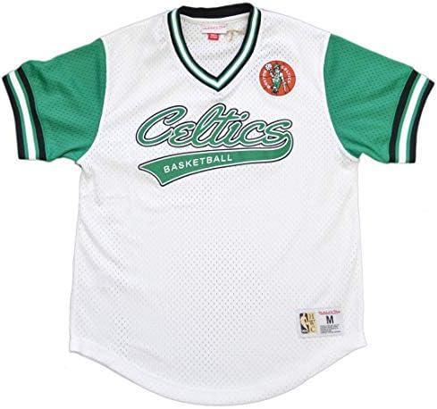 Mitchell & Ness NBA Top Prospect Boston Celtics - Camiseta ...