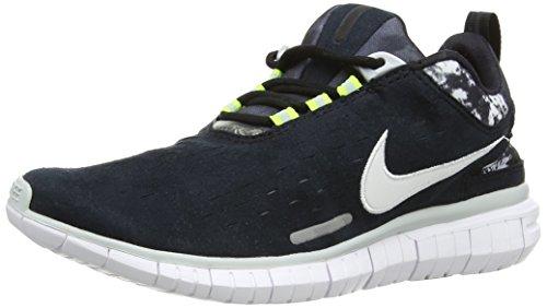 Nike Free Og '14 - entrenamiento/correr Mujer negro - Black (Black/White/Grey Mist/Volt)