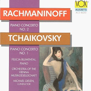 Rachmaninov: Piano Concerto No. 2 in C minor Op. 18 / Tchaikovsky: Piano Concerto No. 1 in B-flat minor Op. 23