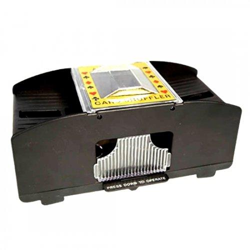 Sellmando Kartenmischmaschine, Elektrische Mischmaschine für Karten