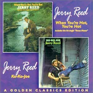Jerry Reed - Ko-Ko Joe / I Feel For You