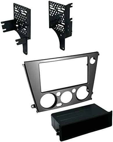 Carxtc Stereo Install Dash Kit Double Din Fits Ford Transit Connect 2010-2011