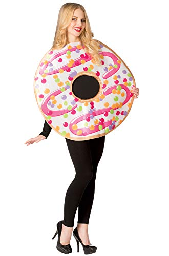 Dunkin Donuts Halloween (Rasta Imposta White Frosted)