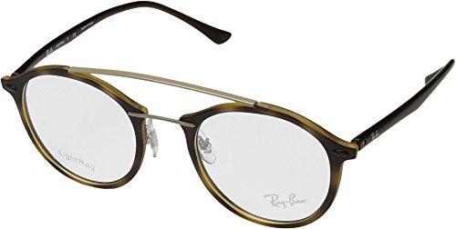 Ray-Ban Women's RX7111 Eyeglasses Matte Havana - Glasses Ban Ray Women Prescription