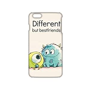 Fortune 3D Case Cover Monsters University Phone Case for iPhone6