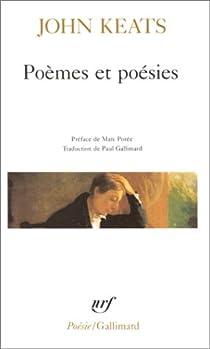 Poèmes et poésies par Keats