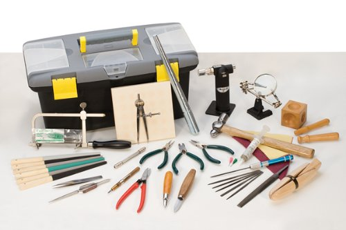 Jewelers Hand Tool Set, 27 Piece ()