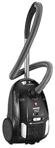 Hoover TTE 2305 - Aspiradora con bolsa, color negro