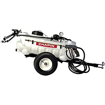 Amazon com : Agri-Fab 45-0292 Tow Sprayer, 15-Gallon : Lawn