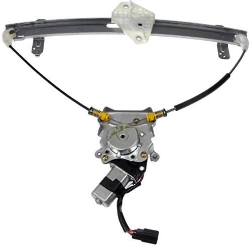Dorman 751-046 Front Driver Side Power Window Regulator and Motor Assembly for Select Acura -