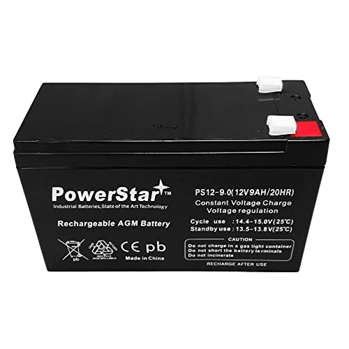 RBC51 UPSBatteryCenter Compatible Replacement Battery for APC RBC51