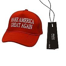#1 TOP RATED Cap - Atelic® unsex Printed Make America Great Again Hat Donald Trump 2016 Adjustable Cap Baseball Hat