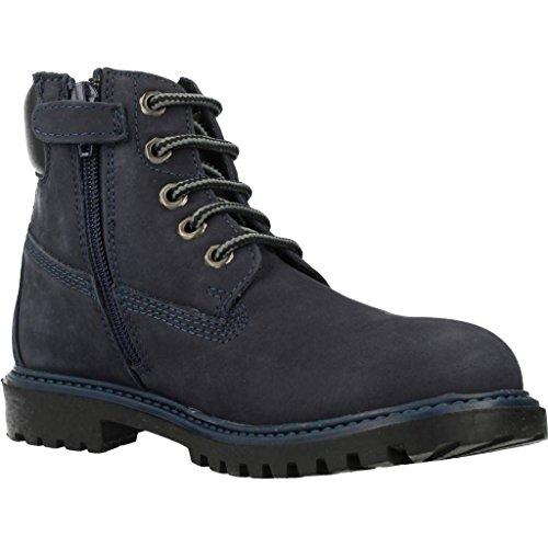 Lumberjack Jungen River Desert Boots Blau