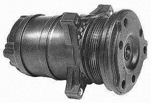 4 Seasons Compressor - Four Seasons 57863 Remanufactured Compressor with Clutch