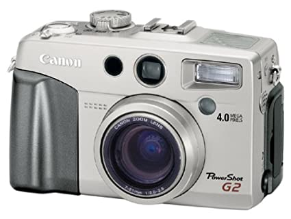 amazon com canon powershot g2 4mp digital camera w 3x optical rh amazon com canon powershot g2 user manual pdf canon powershot g2 service manual