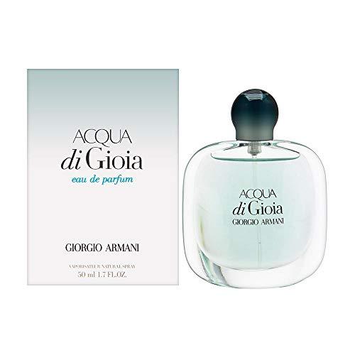 Jasmine Giorgio Perfume (Giorgio Armani Acqua Di Gioia Eau De Parfum Spray for Women, 1.70-Ounce)