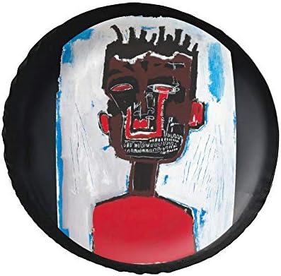 ジャン ミシェル バスキJean Michel Basqui タイヤカバー タイヤ保管カバー 収納 防水 雨よけカバー 普通車・ミニバン用 防塵 保管 保存 日焼け止め 径83cm