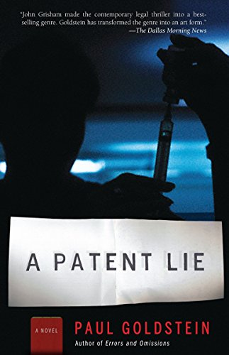 A Patent Lie (Michael Seeley Mystery)