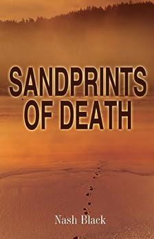 Sandprints of Death by [Black, Nash]