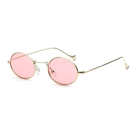 XSWZAQ Retro Gafas de Sol de Caja pequeña China Tiene Hip ...