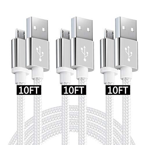 micro usb charger 9 feet - 6