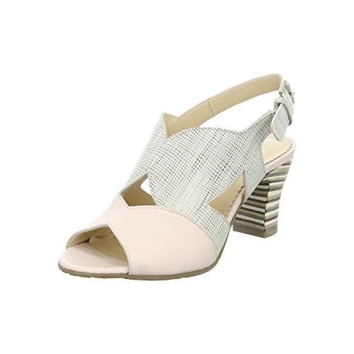 Ghibi Damen Sandaletten Rosa