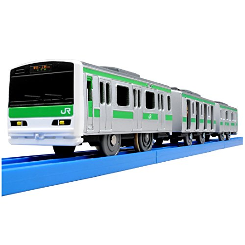 Plarail S-32 door opening and closing E231 system 500 series Yamanote Line