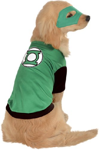 Pet Costume Green Lantern