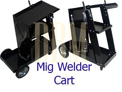 Heavy Duty Mobile Mig Welder Welding Cart Mig Tig