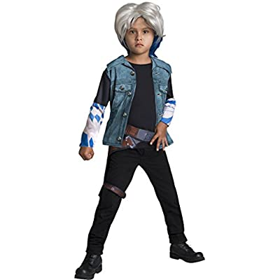 Boys Ready Player One Parzival Costume Kit: Toys & Games