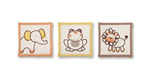 Sumersault Wallhangings, Animal Patch (Discontinued by Manufacturer)